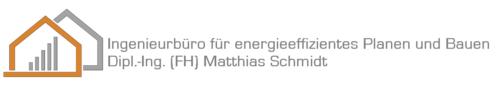 Dipl.-Ing. (FH) Matthias Schmidt Logo